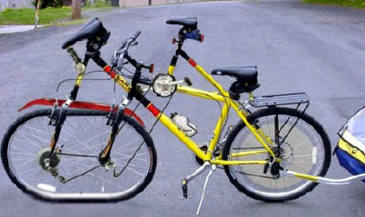 Congress designed bike