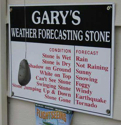 Weather Stone RR