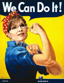 Sarah we can do it