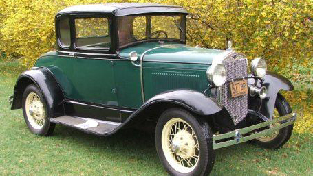 1930 model a coupe $15-30K range
