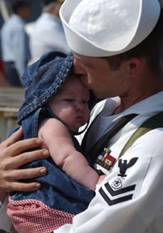 Sailor-with-baby