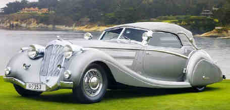 1937 horch 2009 best