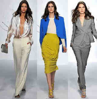 Rachel roy 2010 fashion week