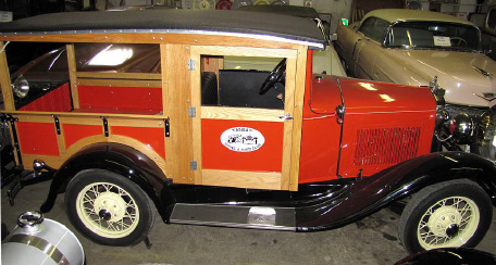 1930 ford judy