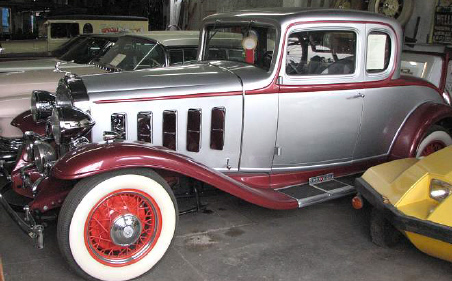 32 buick 1638 produced judy