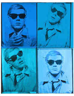 Andy warhol 1963-64 self port $38 mil
