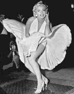 MARILYN-MONROE-SUBWAY-DRESS 5