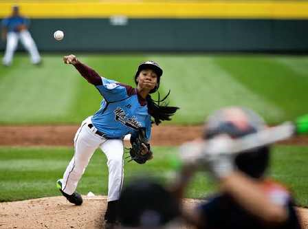 Mo'ne davis 70 mph one of 18 in history philly