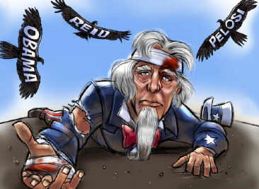 Uncle-sam-cartoon-pelosi-reid-obama