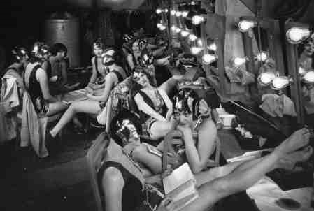 Chorus girls broadway 1928