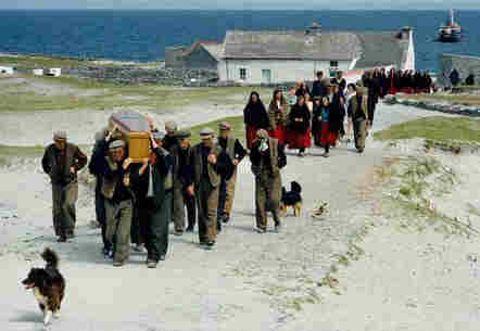 Funeral_In_Irish_Village_1