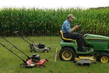Grassley-mowing-system