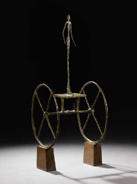 Sothebys-Giacometti-Chariot