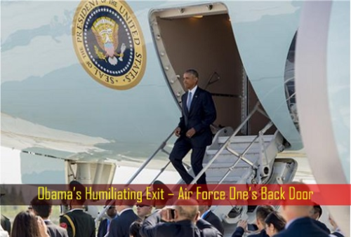Obama%u2019s-Humiliating-Exit-–-Air-Force-One%u2019s-Back-Door-G20-Summit-at-Hangzhou-China