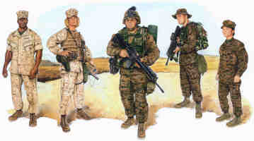 Plate_United_States_Marine_Corps_Combat_Utility_Uniforms_2003
