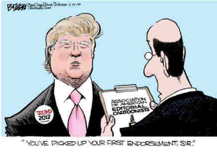 Trump-Endorsement