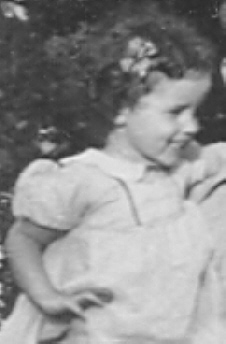 Bev in 1937  age two