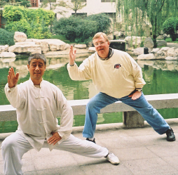 Dave_tai_chi_in_china